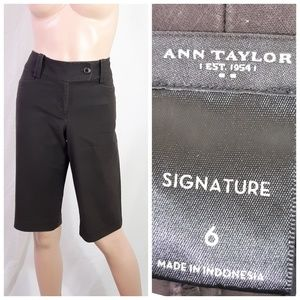Ann Taylor Casual Shorts size 6
